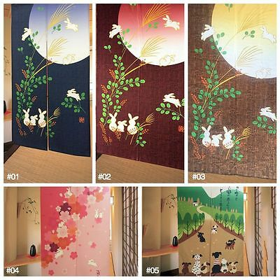 """33X59"""" Curtain Japanese Style Curtain Wall Hanging Tapestry Door Window Curtain"""