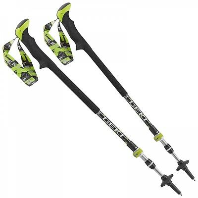Leki Thermolite XL AS Trekkingstöcke mit Hybrid 2 System