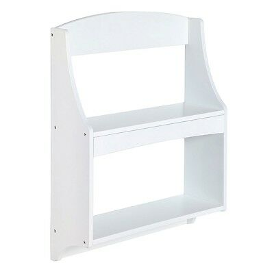 Guidecraft Expressions Trophy Rack, White