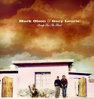 Mark Olson Gary Louris Ready For Flood Lp Vinyl New