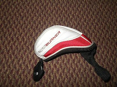 New TaylorMade Aeroburner Hybrid Rescue Club Headcover 3 4 5 X Numbers Free Ship