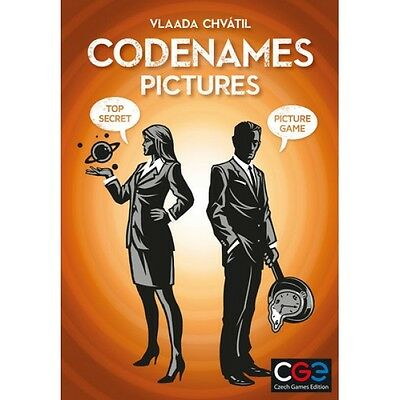 Codenames Pictures Brand New