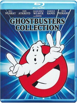 Ghostbusters Collection  2 Blu-Ray  Cofanetto