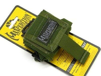 MAXPEDITION OD Green Mini ROLLYPOLY Folding Pouch Bag! 0207G