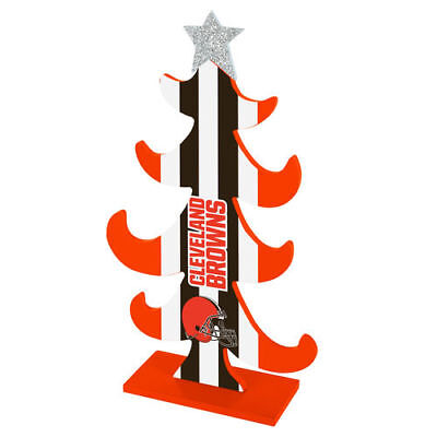 Cleveland Browns Wooden Tree - NFL