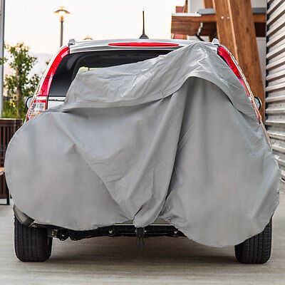Deluxe Bike Rack Cover Hitch Mounted SUV Truck RV Hanging Racks up to 3 Bicycles