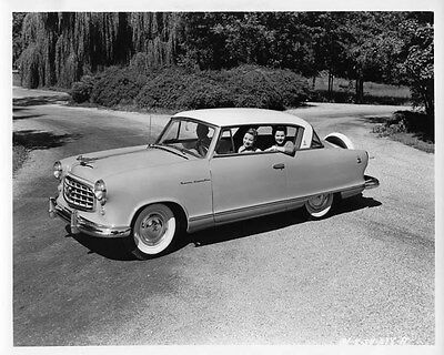 1955 Hudson Rambler ORIGINAL Factory Photo oae1431