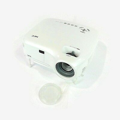 NEC MultiSync LT380 Portable Multimedia LCD Projector *1,046 Lamp Hours