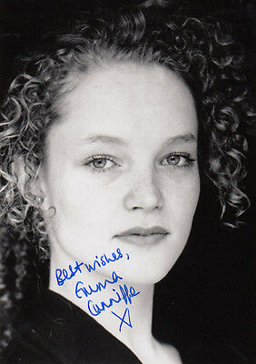 Emma Cuniffe in Jimmy McGovern s The Lakes Clocking Off Hand Signed Photo