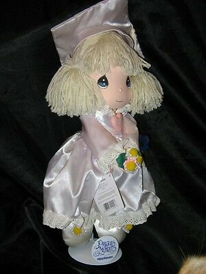 "Precious Moments ""graduation"" Doll By Applause - 1991"