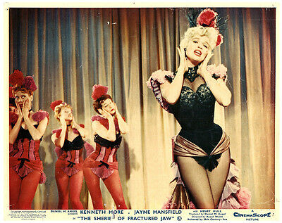 THE SHERIFF OF fractured jaw Jayne Mansfield poster #4 - $5.49 | PicClick