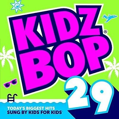 Kidz Bop Kids - Kidz Bop 29 [New CD]