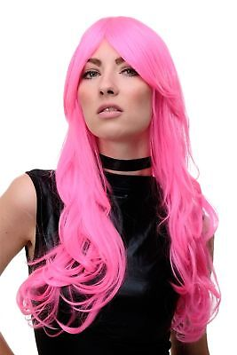 perruque Pour Femme Cosplay PERRUQUE long Rose GFW1830-T2124 65 cm Punk Goth Emo