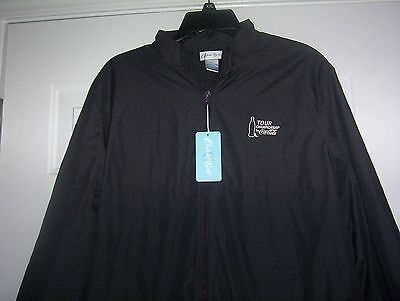 OXFORD GOLF Coca-Cola Golf Tournament Golf Women's XL Jacket NEW WITH TAGS