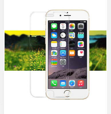 Top Class Clear Tempered Glass Screen Protector Film For iPhone 5 6/6s/7/7Plus
