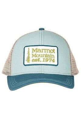 Marmot Retro Trucker Hat - Moon River - OSFA