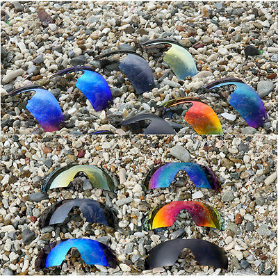 Polarized Replacement Lenses for Oakley m frame strike-option choice colors