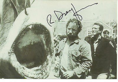 RICHARD DREYFUSS 'JAWS' HAND SIGNED AUTOGRAPHED 5x7 PHOTO