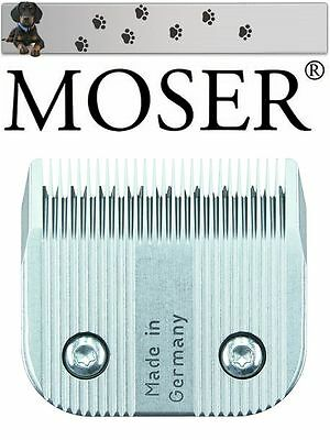 """Moser 1245 Max 45 Shaving Head Cutting Assembly 2 Mm """"new""""original Packaging"""""""