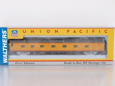 """Walthers 932-9510 HO Union Pacific UP Cities PS 5-2-2 """"Ocean"""" Series Sleeper Car"""