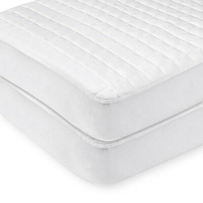 Koala Baby Essentials 2 Pack Cotton Quilted Mattress Pad Covers