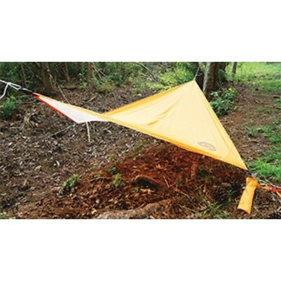 Ultimate Survival Technologies Base All Weather Tarp (Orange / Silver)