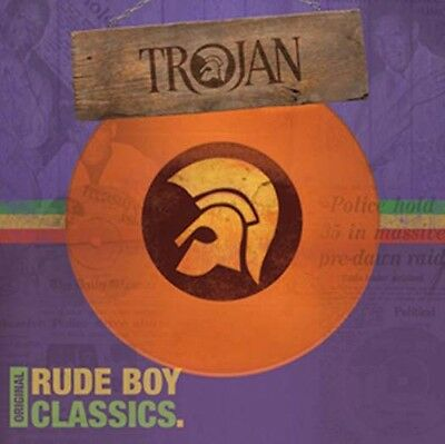 TROJAN Rude Boy Classics LP Vinyl NEW 2016