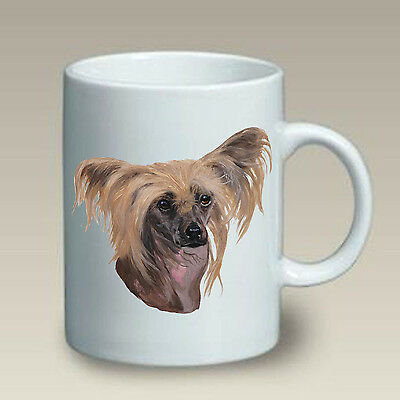 11 oz. Ceramic Mug (LP) - Chinese Crested 46069