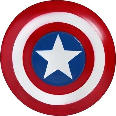 Hill Interiors Captain America Flying Shield Marvel Avengers Display Toy Star