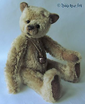 Charlie Bears TIMEPIECE- Isabelle Collection Mohair Bear