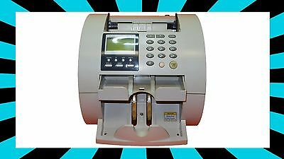Shinwoo Sb-1000 Discriminator / Value Counting Currency Counter