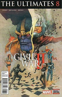 The Ultimates #8 (NM)`16 Ewing/ Rocafort  (1st Print)