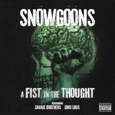 Snowgoons - A Fist In The Thought [New CD]