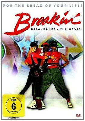 Breakin' Breakdance - The Movie  Dvd Neu Lucinda Dickey/christopher Mcdonald/+