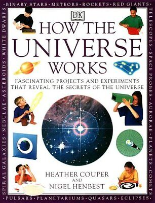 Very Good How the Universe Works (How it works) Henbest, Nigel, Couper, Heather