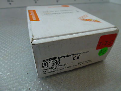 ifm MO1586 electronic Pressure sensor ifm M01586 unused boxed free delivery