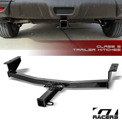 """Class 3 Trailer Hitch Receiver Rear Bumper Towing 2"""" For 2008-2016 Nissan Rogue"""