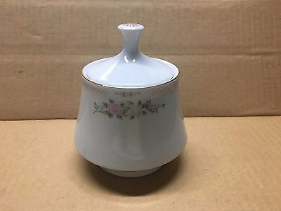 Crown Ming China Bird of Paradise Sugar Bowl