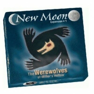 Werewolves of Miller's Hollow New Moon Expansion Brand New