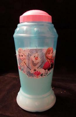 Reborn Baby Toddler FROZEN Olaf Ana and Elsa Fake Faux milk sippy cup OOAK photo