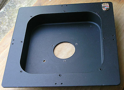 Linhof 162mm Square  Kardan compur 0 recessed 25mm  Lens board  35mm hole