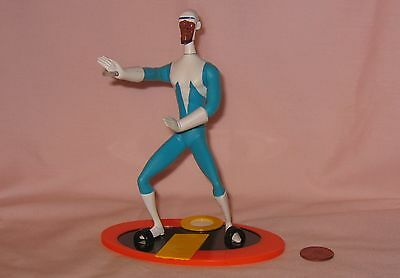 Ice Action Frozone Action Figure From Disney Incredible; By Hasbro 2003