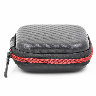 New Carrying Storage Case Pouch Bag Cover For Stereo Bluetooth Headset Earphone