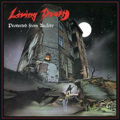 Living Death - Protected From Reality LP #95102