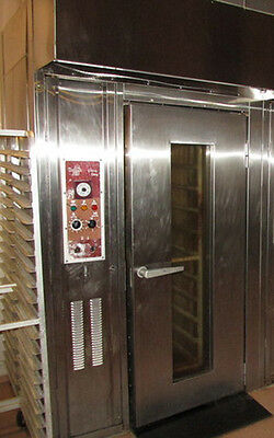 Bakers Aid Commercial Rotating Rack Oven