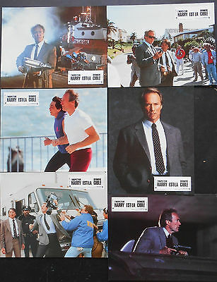 THE DEAD POOL 10 x L.C French 1988 Clint EASTWOOD