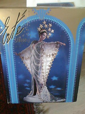 Barbie  Erte Stardust Porcelaine 1st in Series Lim. Edition wie Bob Mackie