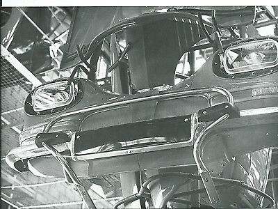 Citroen Ami 6 Original Factory Production Line Photograph 1964 Excellent