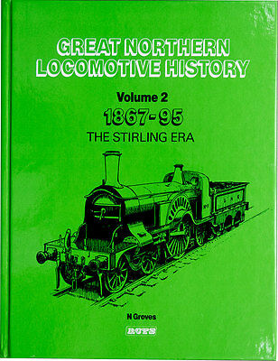 RCTS Great Northern Locomotive History
