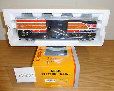 Mth 20-90358 Southern Pacific Sp Up Heritage 50' High Cube Boxcar Train O Scale